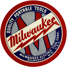 Milwaukee History Badge. Quality Portable Tools