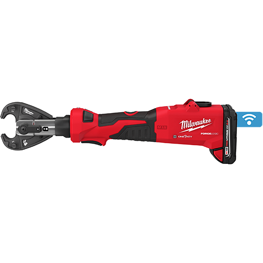 M18™ FORCE LOGIC™ 6T Linear Utility Crimper Kit w/ Snub Nose Jaw