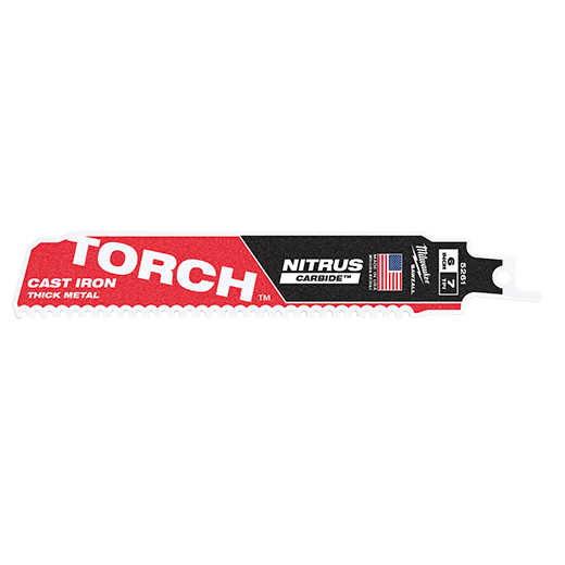 SAWZALL® TORCH™ with NITRUS CARBIDE™