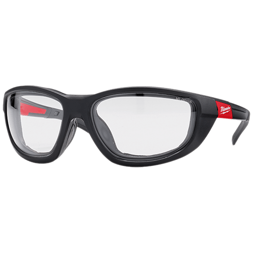 Performance Safety Glasses with Gaskets
