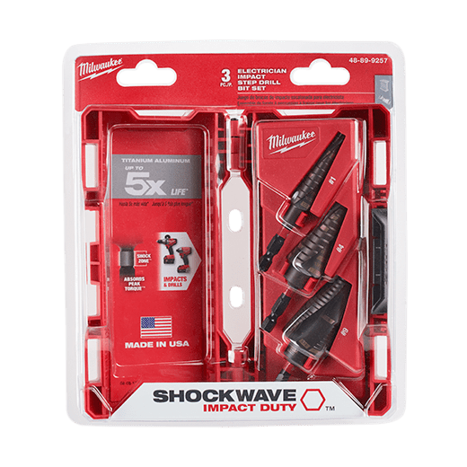 SHOCKWAVE™ Impact Duty™  ELECTRICAL KIT (#1, #4, #9)