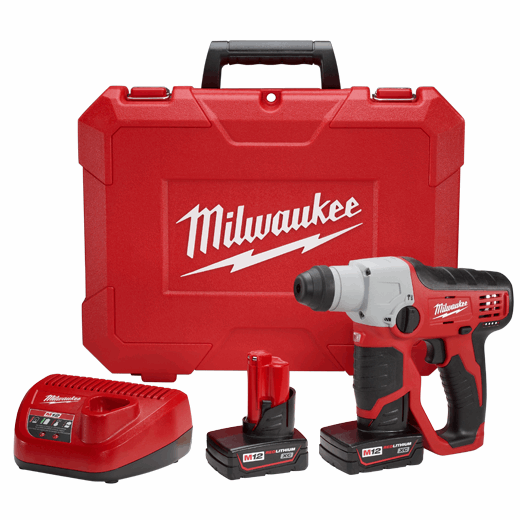 "M12™ Cordless Lithium-Ion 1/2"" SDS-Plus Rotary Hammer Kit"
