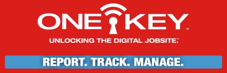 One Key - Unlocking the digital jobsite